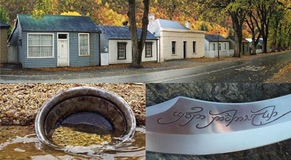 Nz gold mining towns